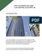 YPF_ Chevron 2016