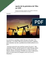 El Nuevo Negocio de La Petrolera de Vila-Manzano Con YPF
