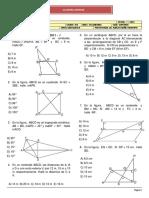 Geometría - Cuadriláteros II