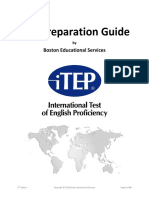 ITEP Preparation Guide - 2nd Edition