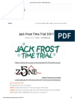 Jack Frost Time Trial 2017