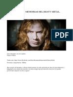 Mustaine Dave - Memorias Del Heavy Metal.pdf