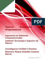 Topicos Avanzados de Programacion U1.docx