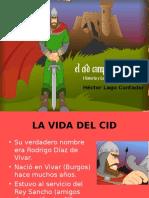 Presentación El Cid