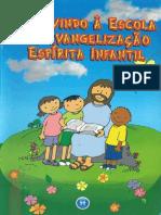 Bem Vindo a Escola de Evangelização Infantil
