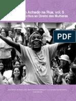 Direito Achado Na Rua. IntroducaoCriticaaoDireitodasMulheres.2011