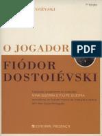Fiódor Dostoiévski - O Jogador (Ed. Presença, Portugal)
