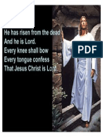 BRO. He is Lord