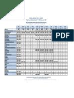HUHS Winter Recess Schedule 2016-17