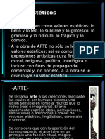 ARTE-Introduccion y Moda