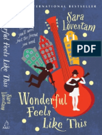 Wonderful Feels Like This by Sara Lovestam Sample Chapter
