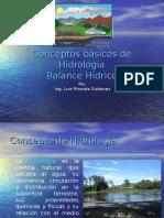 Clase de Hidrologia -Hidraulica Urbana II