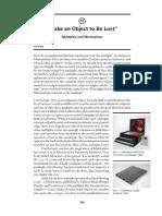 Kotz, Liz_Make an Object be LostMinimalistMultiple.pdf