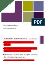 Funciones y Estructuras de La Memoria