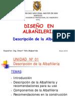 s2.- Descripcion de La Albañileria