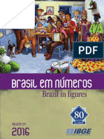 Brazil Em Numeros Brazil in Figures Ibge