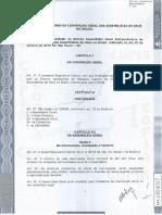 Regimento Interno Da CGADB 2016