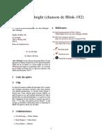 After Midnight (chanson de Blink-182).pdf