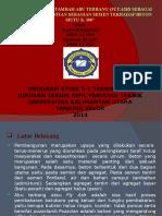 Seminar Andri & Timah 26 April