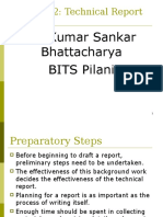 3.Preparatory Steps for Report Writing.ppt