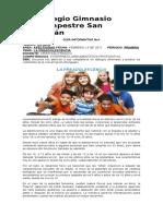 Guia Informativa 8-1