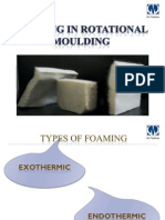 Foaming Agent in Rotational Moulding