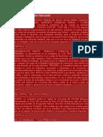 Modelo de Registro Mercantil Para Crear Empresa Socialista