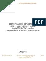 CALCULO Y DISEÑO ESTRUCTURAL DE PISO DE LAMINA.docx