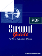 [Earlene Festervan] Survival Guide for New Probati
