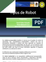 Tipos de Robot 01