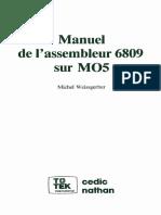 Manuel de l'Assembleur 6809 sur MO5