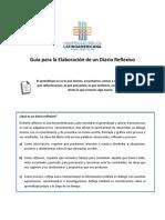 Guía Para Diario Reflexivo (1)