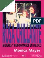 Monica Mayer - Rosa Chillante