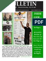 Bulletin Newspaper (Dv) 2-13-2017