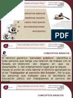 Responsabilidades Del Servidor Publico