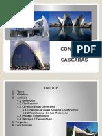 Expo-concreto en Cascaras
