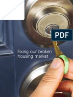 Fixing Our Broken Housing Market -UK Government February 2017