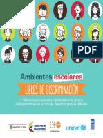 ambiente escolar libre de discriminacion. cartilla.pdf