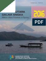 Provinsi Maluku Utara Dalam Angka 2016