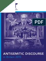 Antisemitic Discourse Report 2015