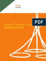Musical Theatre Syllabus