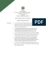 UU No. 16 / 2004 tentang Kejaksaan Republik Indonesia