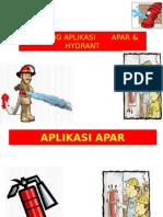 Training Aplikasi Apar & Hydrant