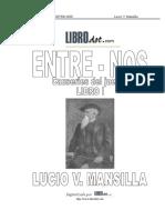 Entre-nos. Vol. I - Lucio V. Mansilla.doc