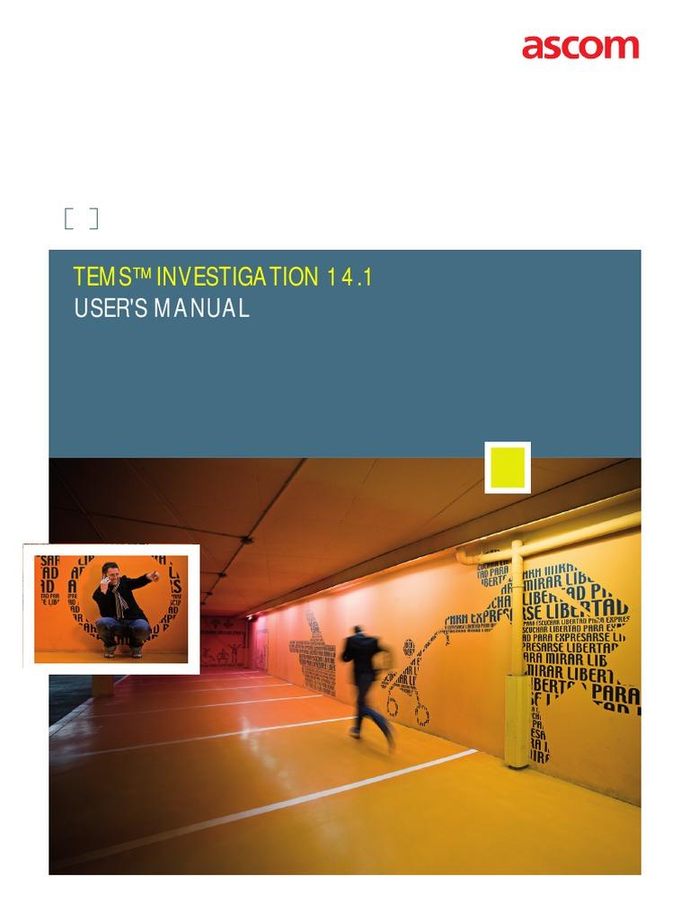 109506869 tems investigation 14 1 user s manual pdf mobile rh scribd com