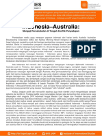 Commentaries Vol. 20 Issue 1 Indonesia Australia