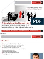 CON2643 - Developing Search Analytic BI Applications With Oracle Endeca Information Discovery