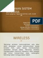Keamanan Sistem Wireless