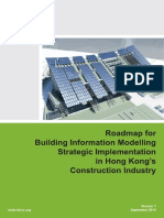 Final Draft Report of the Roadmap for BIM
