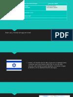 Buen Uso y Manejo Del Agua en Israel